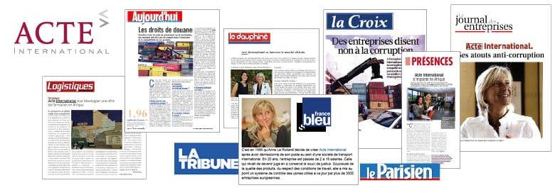 Agence marketing et communication à Grenoble et Lyon dans le domaine Relations presse