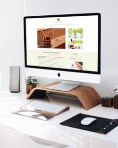 site internet optimiser administrer agence adeo