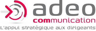 Logo adeo communication