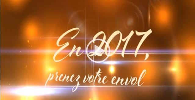 Adeo vous présente ses meilleurs vœux pour 2017 en vidéo !