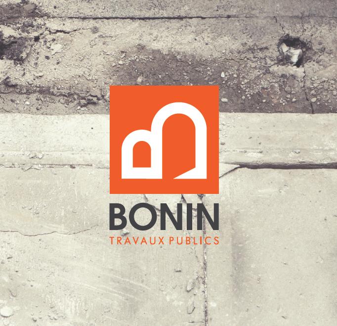 BONIN TP : Identité visuelle – St Marcellin (38)