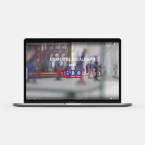 BDO, audit, conseil, expertises comptable et sociale : Réalisation de vidéos «Témoignages clients» - Paris – Chambéry – Nantes – Aix en Provence