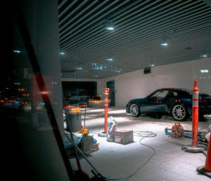 photo intérieur garage